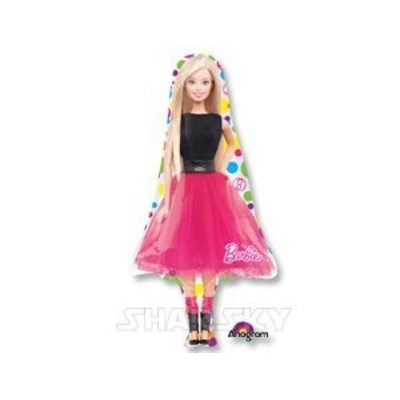 """Шар """"Барби"""", 57 см"""