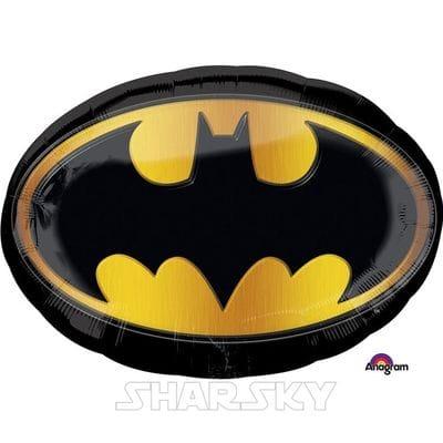 """Шар """"Эмблема Бэтмена"""", 89 см"""