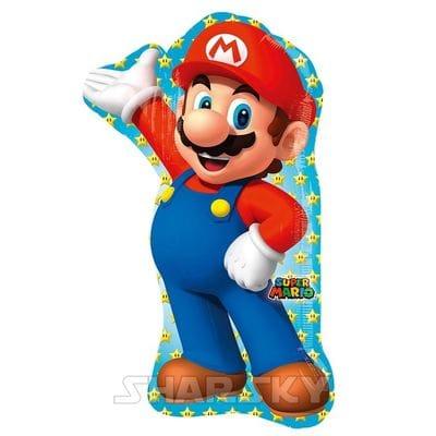 "Шар ""Супер Марио"", 83 см"