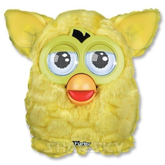Желтый: