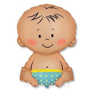 """Шар """"Малыш Мальчик"""", 67 см"""