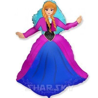 """Шар """"Принцесса Алина"""", 99 см"""