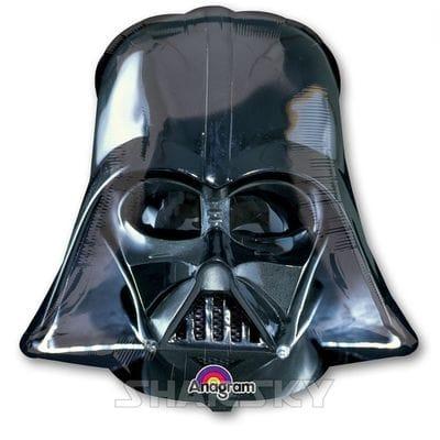 "Шар ""Дарт Вейдер - шлем"", 63 см"