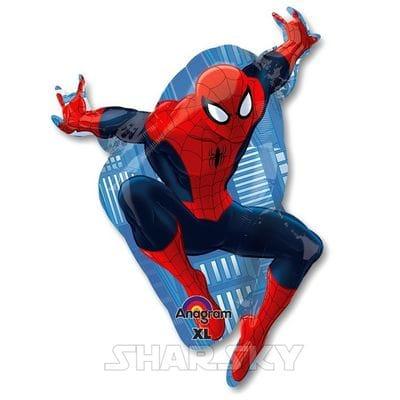 "Шар ""Человек паук"", 74 см"