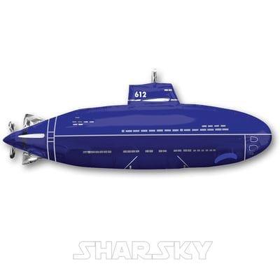 """Шар """"Подводная лодка"""", 84 см"""