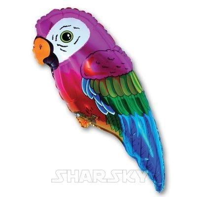 "Шар ""Попугай"", 89 см"