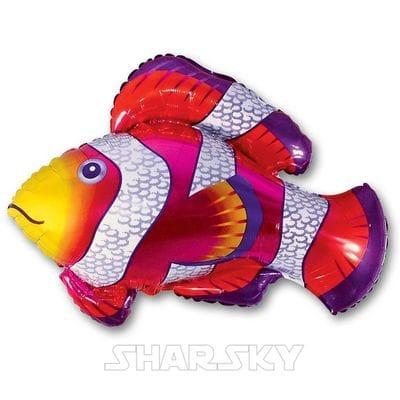 "Шар ""Рыба клоун"", 90 см"