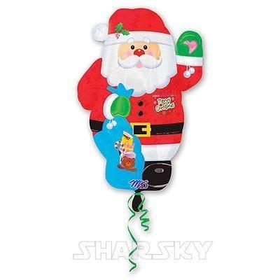 """Шар """"Санта"""", 53 см"""
