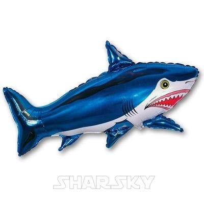 "Шар ""Акула"", 84 см"