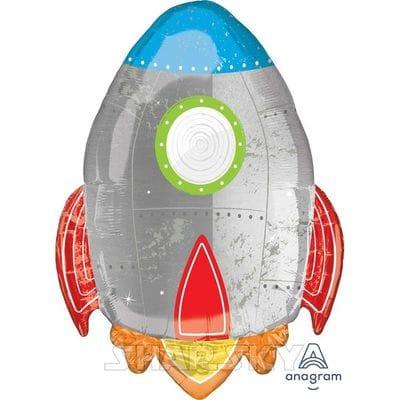 """Шар """"Ракета"""", 73 см"""