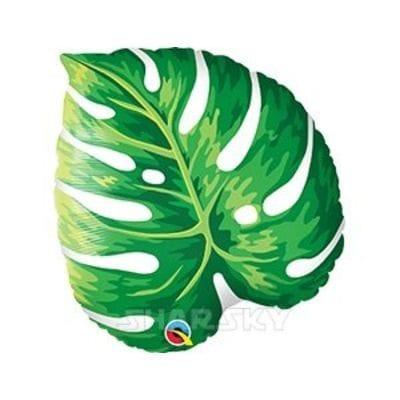 """Шар """"Тропический лист"""", 53 см"""