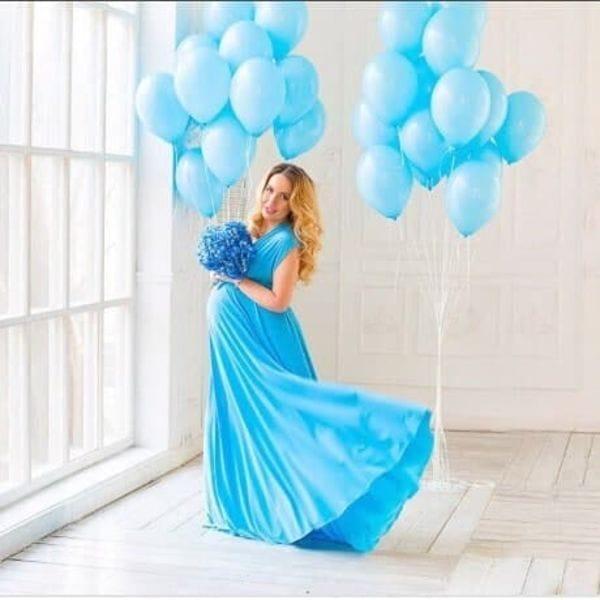 Воздушные шары. Доставка в Москве: Воздушные шары на выписку мальчику Цены на https://sharsky.msk.ru/