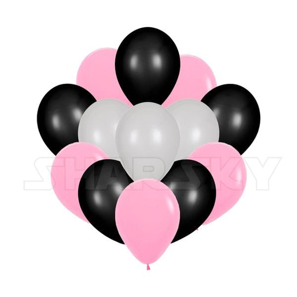 Воздушные шары. Доставка в Москве: Облако №16, 25 шаров Цены на https://sharsky.msk.ru/