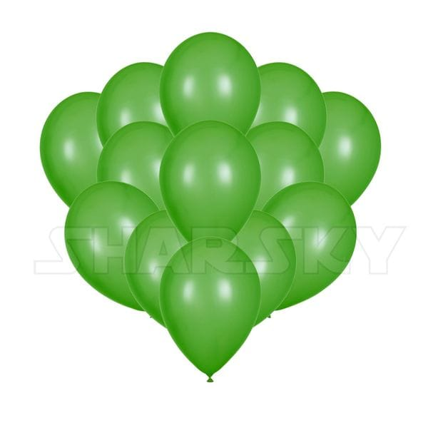 Воздушные шары. Доставка в Москве: Лаймовые шары, 35 см Цены на https://sharsky.msk.ru/