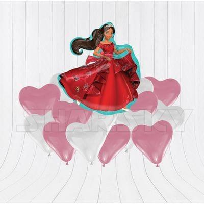Елена из Авалора с сердцами
