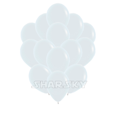Белые шары, 35 см