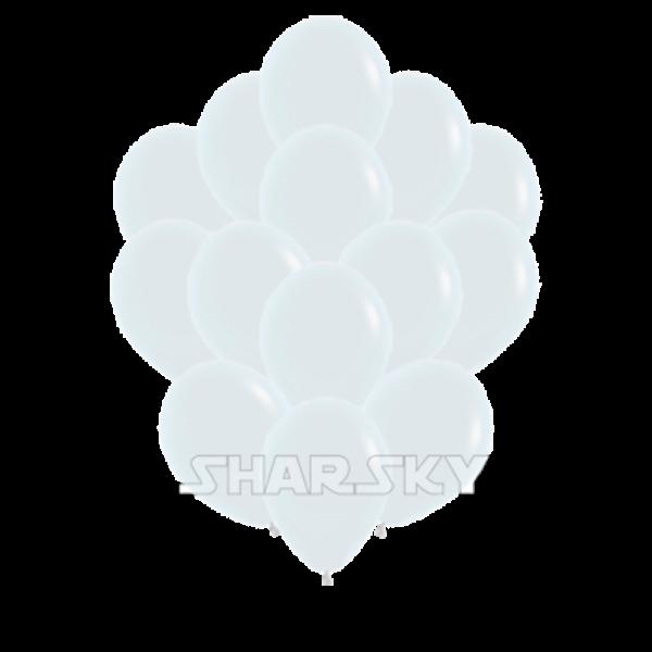 Воздушные шары. Доставка в Москве: Белые шары, 35 см Цены на https://sharsky.msk.ru/