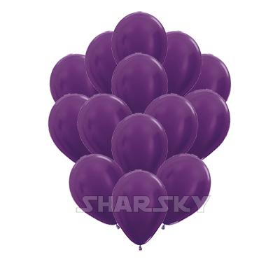 Фиолетовые шары, 35 см