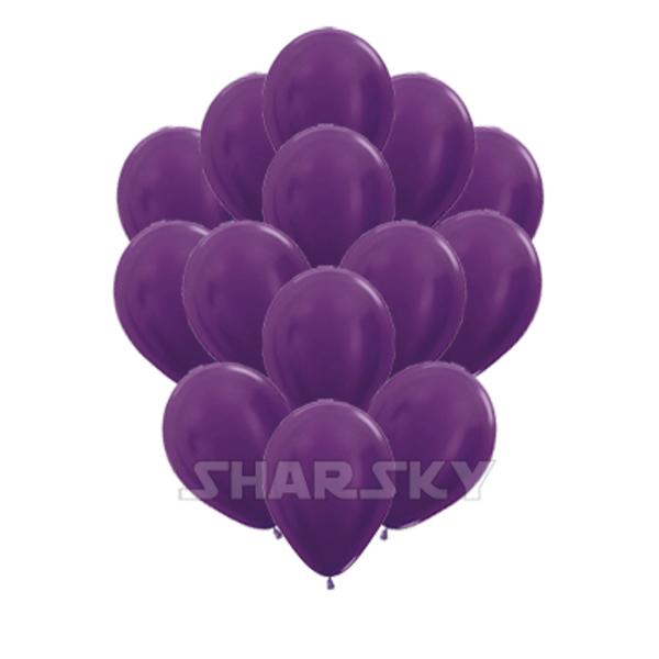 Воздушные шары. Доставка в Москве: Фиолетовые шары, 35 см Цены на https://sharsky.msk.ru/
