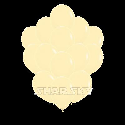 Кремовые шарики, 35 см