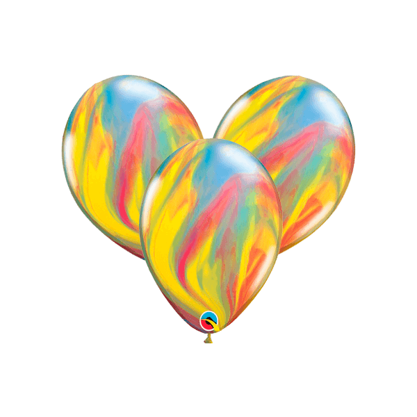 Воздушные шары. Доставка в Москве: Шары-агаты пламенные  Цены на https://sharsky.msk.ru/