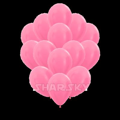 Розовые шары, 35 см
