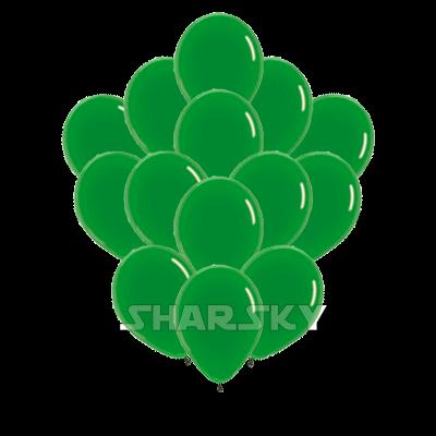 Зеленые шары, 35 см