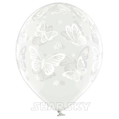 "Шары ""Бабочки"", 35 см"