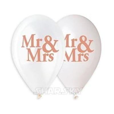 """Шары """"Мистер и Миссис"""", 35 см"""
