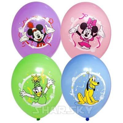 "Шарики Disney ""Команда Микки"", 35 см"